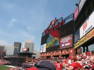 """New"" Busch Stadium"